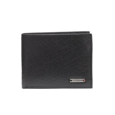 Image for SOLID TH DETAIL PASSCASE from Tommy Hilfiger USA