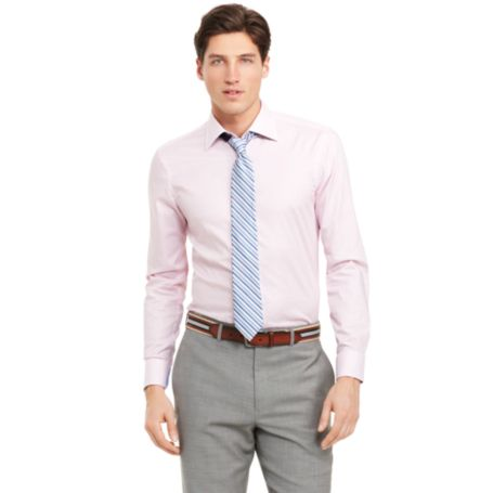 Image for MINI CHECK DRESS SHIRT from Tommy Hilfiger USA