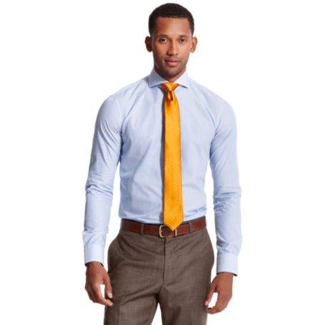 Image for CLASSIC STRIPE DRESS SHIRT from Tommy Hilfiger USA