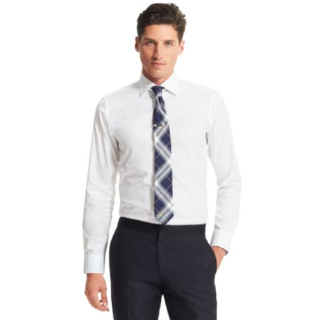 Image for CLASSIC WHITE DRESS SHIRT from Tommy Hilfiger USA