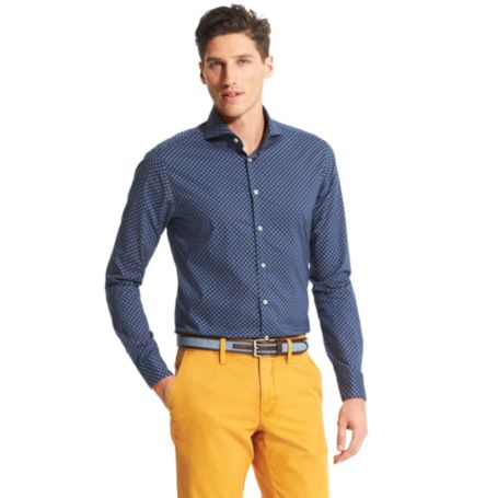 Image for SLIM FIT SHIRT from Tommy Hilfiger USA