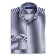 STRIPE DRESS SHIRT $49.99