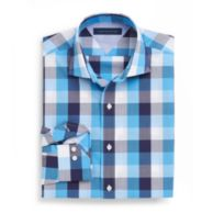 CHECK DRESS SHIRT $54.50