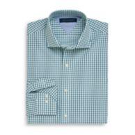 WRINKLE-RESISTANT DRESS SHIRT $19.97