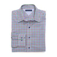 CHECK DRESS SHIRT $44.50
