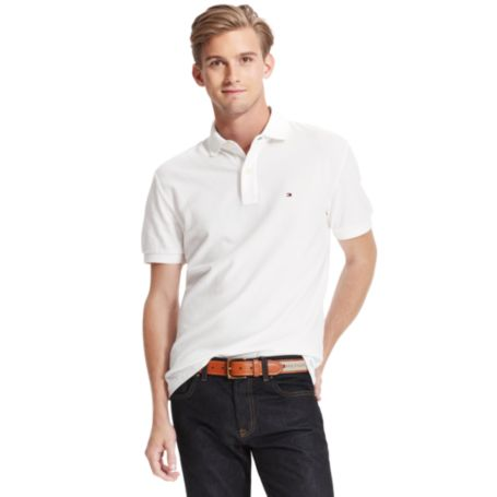 Image for CLASSIC FIT POLO from Tommy Hilfiger USA