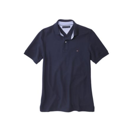 Image for CUSTOM FIT KNIT POLO from Tommy Hilfiger USA