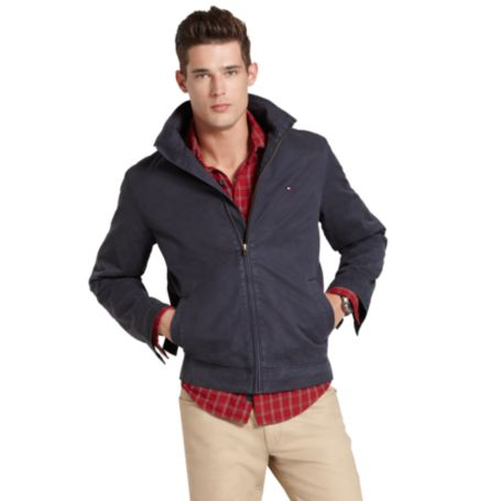 Image for LOGAN JACKET from Tommy Hilfiger USA