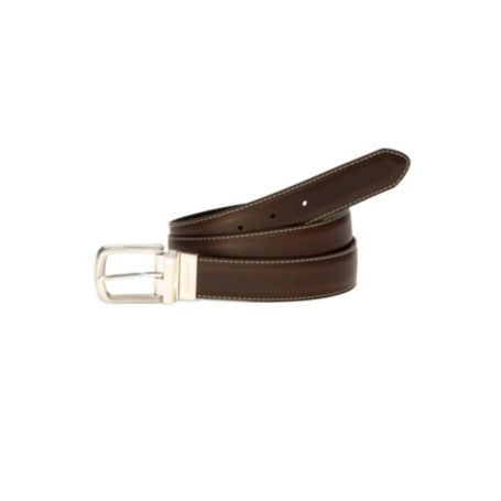Image for REVERSIBLE CONTRAST STITCH BELT from Tommy Hilfiger USA