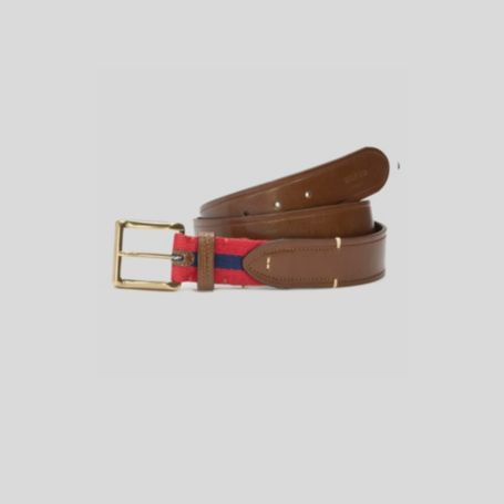 Image for SIGNATURE FABRIC BELT from Tommy Hilfiger USA