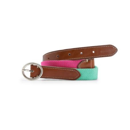 Image for TRI-COLOR BELT from Tommy Hilfiger USA
