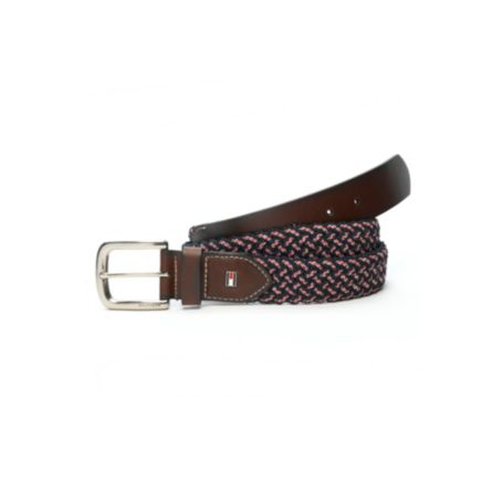 Image for STRETCH WOVEN BELT from Tommy Hilfiger USA
