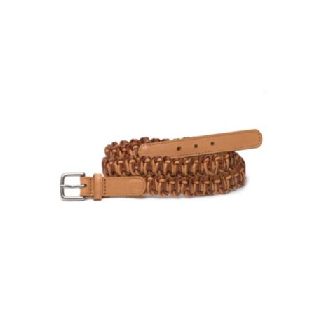 Image for LINKED BRAIDED BELT from Tommy Hilfiger USA