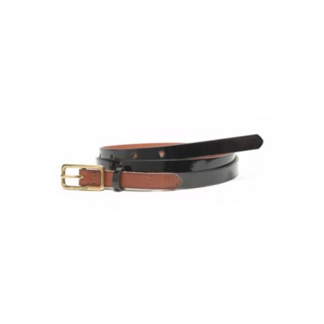 Image for PATENT LEATHER BELT from Tommy Hilfiger USA