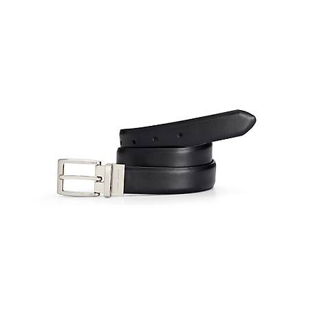 Tommy Hilfiger Reversible Belt - Black/Brown