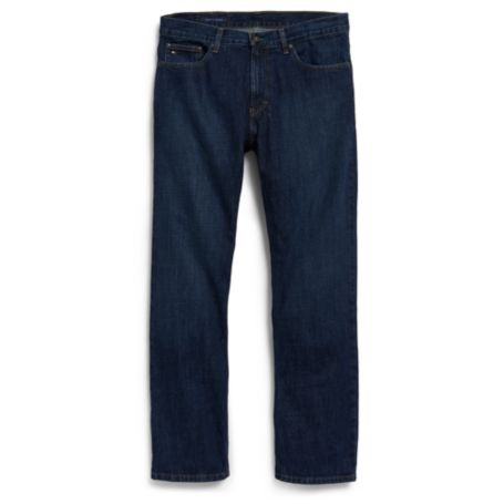 Image for DARK CUSTOM STRAIGHT JEAN from Tommy Hilfiger USA
