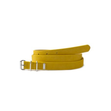 Image for SUEDE ROLLER BUCKLE BELT from Tommy Hilfiger USA