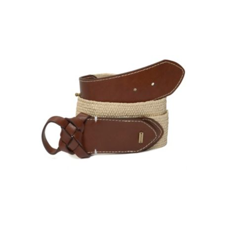 Image for STRETCH STRAW BELT from Tommy Hilfiger USA