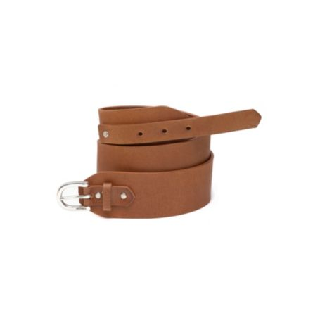 Image for SADDLE LEATHER BELT from Tommy Hilfiger USA
