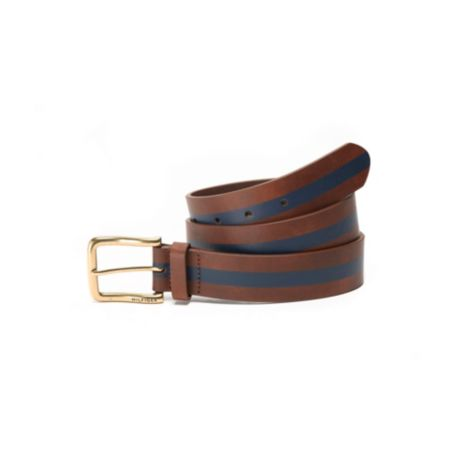 Image for STRIPE JEAN BELT from Tommy Hilfiger USA