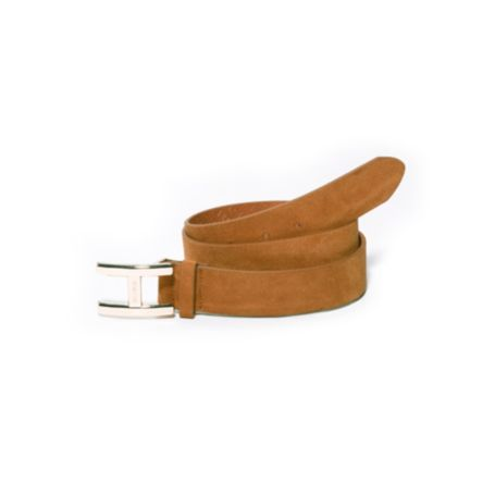 Image for SUEDE H PLAQUE BELT from Tommy Hilfiger USA