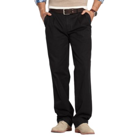 Image for PLEATED CHINO PANT from Tommy Hilfiger USA