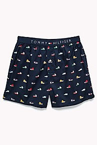 Tommy hilfiger Sneaker Print Woven Boxer