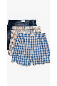 Tommy hilfiger Classic Woven Boxer 3PK
