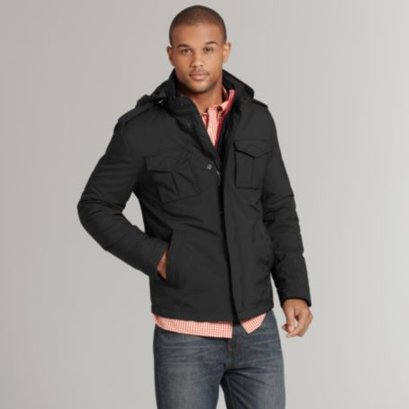 Image for TWO POCKET JACKET from Tommy Hilfiger USA