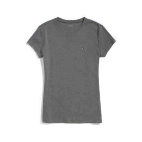 Image for SHORT SLEEVE CREW NECK TEE from Tommy Hilfiger USA