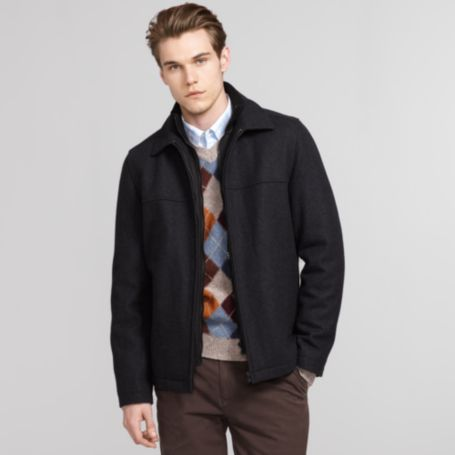 Image for WOOL JACKET from Tommy Hilfiger USA