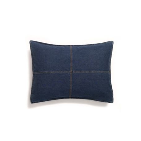 Image for ALL AMERICAN DENIM STANDARD PILLOW from Tommy Hilfiger USA
