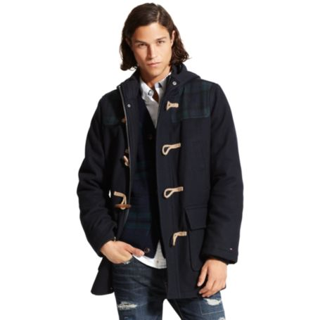 Image for TOGGLE JACKET from Tommy Hilfiger USA