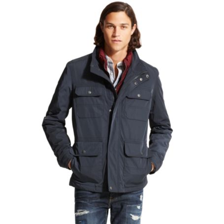 Image for 4 POCKET FIELD JACKET from Tommy Hilfiger USA