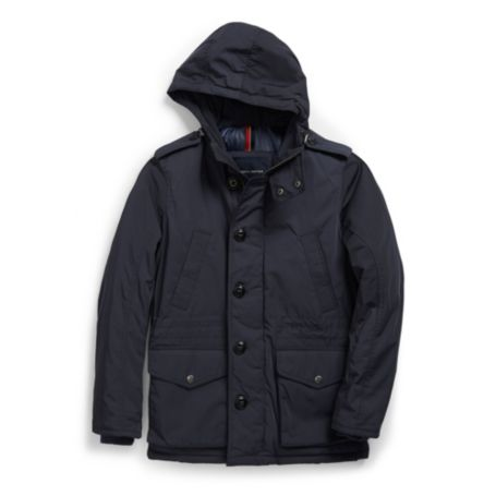 Image for FULL LENGTH HOODED PARKA from Tommy Hilfiger USA