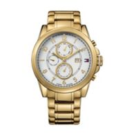 MEN'S CLASSIC GOLD LINK WATCH $119.99