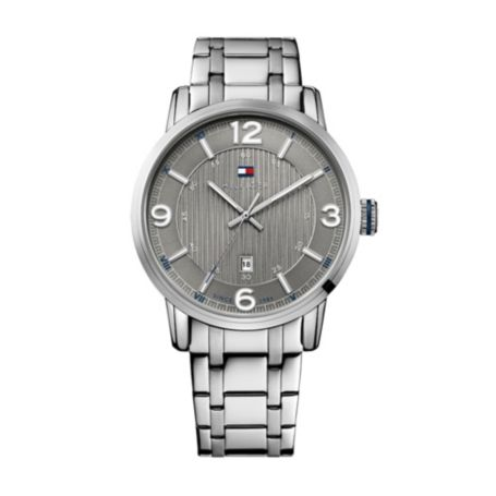 Image for SILVER DRESS BRACELET WATCH from Tommy Hilfiger USA