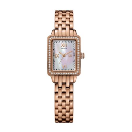 Image for ROSE GOLD MINI BRACELET WATCH from Tommy Hilfiger USA