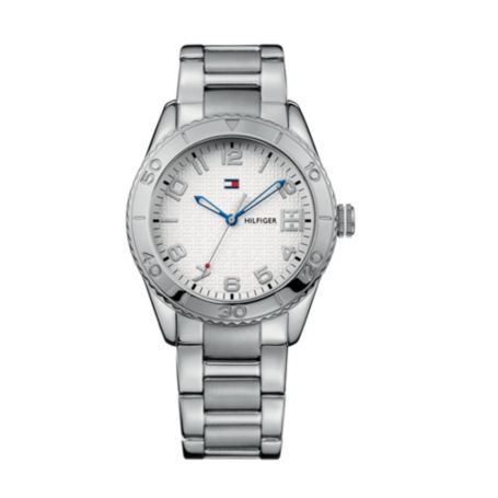 Image for STAINLESS STEEL BRACELET WATCH from Tommy Hilfiger USA