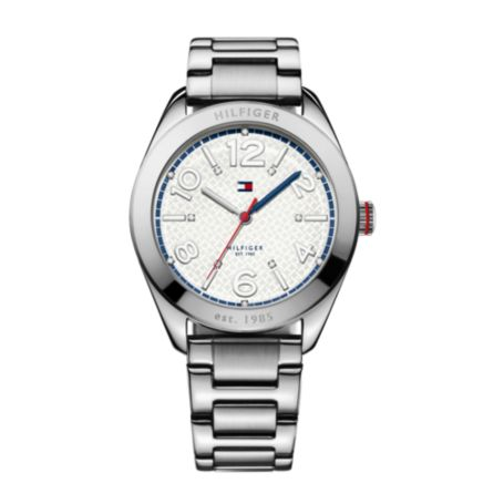 Image for STAINLESS STEEL WATCH from Tommy Hilfiger USA