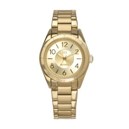 Image for GOLD BRACELET WATCH from Tommy Hilfiger USA
