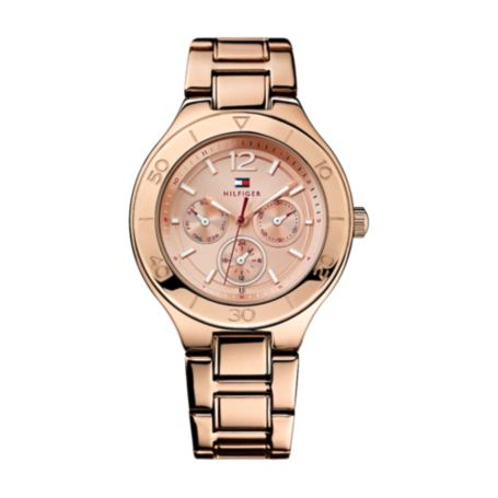 Image for ROSE GOLD BRACELET WATCH from Tommy Hilfiger USA