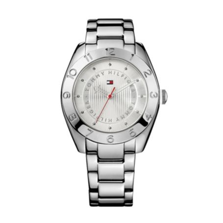 Image for SILVER BRACELET WATCH from Tommy Hilfiger USA