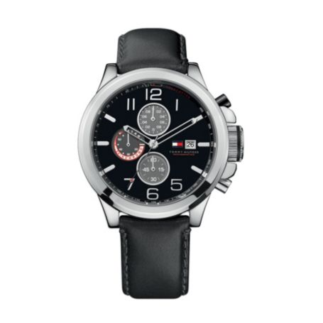 Image for MEN'S CLASSIC CHRONOGRAPH WATCH from Tommy Hilfiger USA