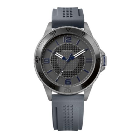 Image for GREY STRAP SPORTSWATCH from Tommy Hilfiger USA