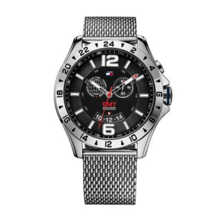 Image for SILVER MESH BREACELET STRAP WATCH from Tommy Hilfiger USA
