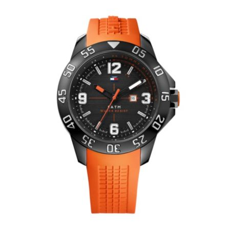 Image for SPROT SILICONE STRAP WATCH from Tommy Hilfiger USA
