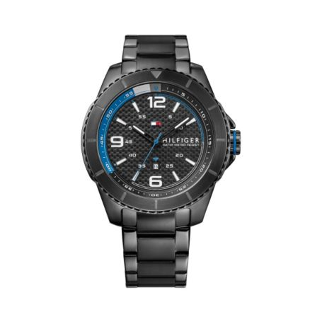 Image for BLACK BRACELET  ALTHLETIC WATCH from Tommy Hilfiger USA