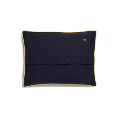 Image for COTTON CANVAS PILLOW from Tommy Hilfiger USA