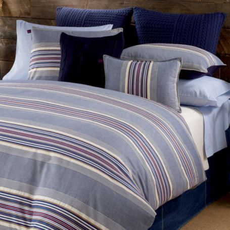 Image for SUN VALLEY COMFORTER SETS from Tommy Hilfiger USA